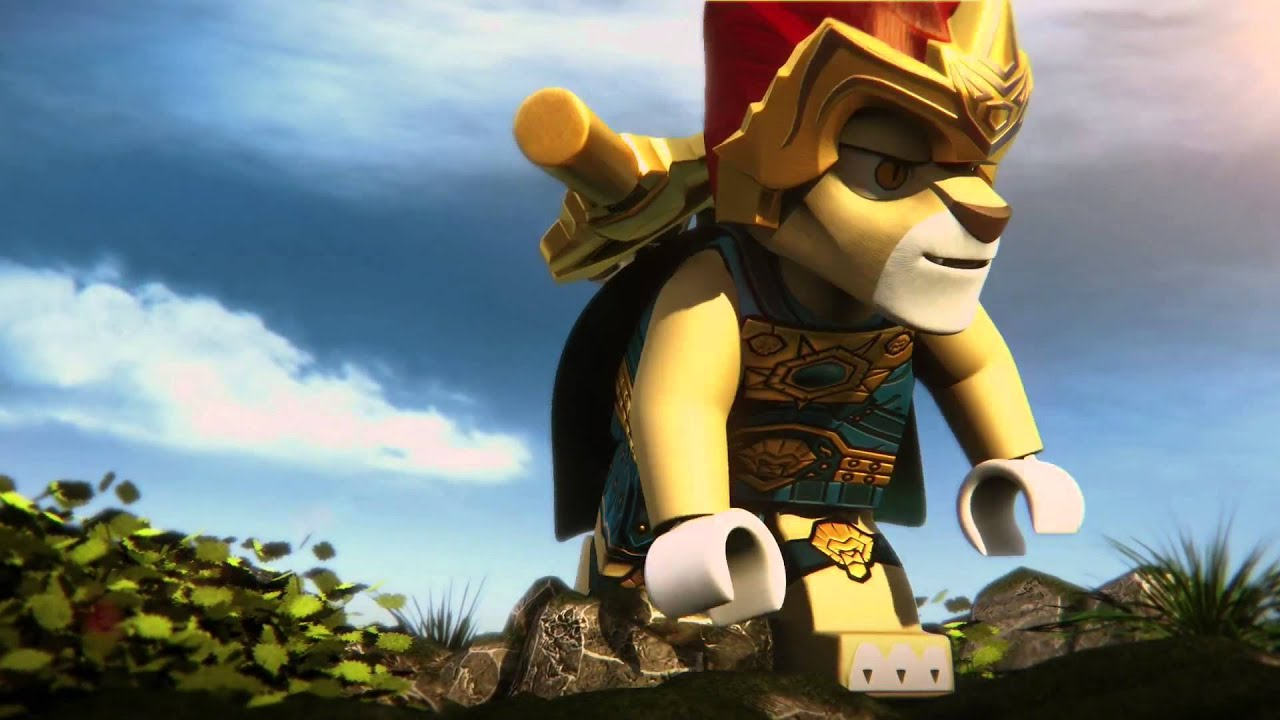 LEGO Legends of Chima Laval Teaser Video - YouTube