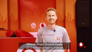 Vodacom Tanzania and Mdundo.com launching music bundle