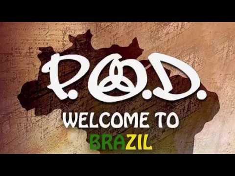P.O.D. - Live in Circo Voador, Rio de Janeiro, Brazil, 11 Oct 2017 (Full Concert).