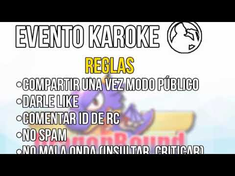 Evento Karaoke Canta Staff DB