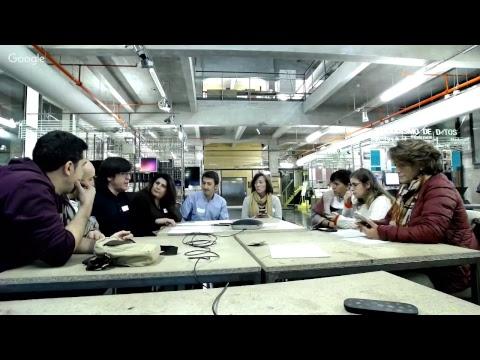 Marine Litter Hub en Medialab-Prado 6.11.2017