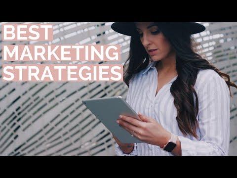Marketing Strategies for Online Business | Girl Boss Marketing Tips