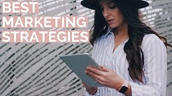 Marketing Strategies for Online Business | Girl Boss Marketing Tips