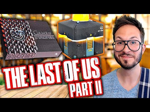 Last of Us Part 2 daté, Ghost Recon Breakpoint fuite, des Xbox Game of Thrones mega collector !