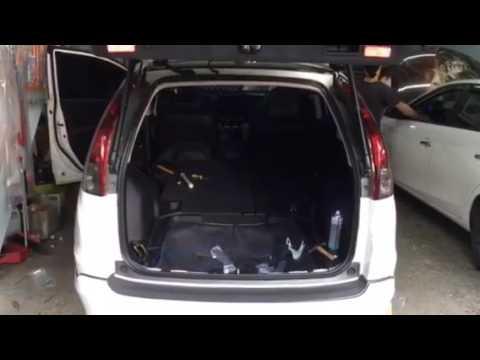 CRV4-4.5代 電動尾門改裝 -金鉑先生車用品 - YouTube