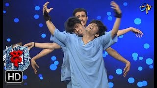 Sachin Performance | Dhee 10 | 11th October 2017| ETV Telugu