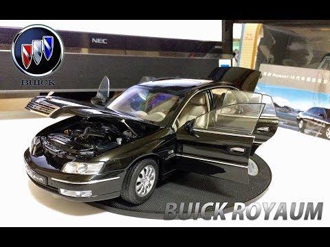 Miniatura Gm Buick Royaum 2005 118 Youtube