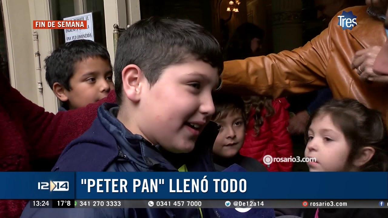 Peter Pan en Rosario - YouTube 01eea014c11