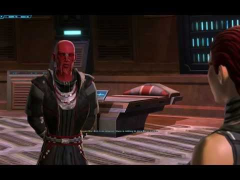 Star Wars: The Old Republic - The Sith Warrior Story - Chapter 3 - ( 8 Of 10 )