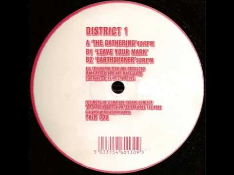 District 1 - The Gathering [A] [Tortured Records]