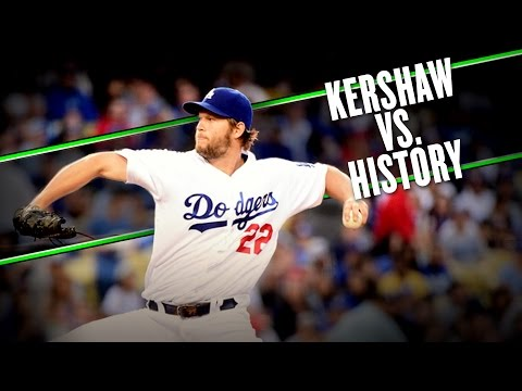 Clayton Kershaw is the best pitcher ever