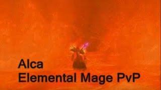 Vanilla WoW - Alca 3 - Elemental Mage PvP
