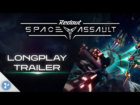 Redout: Space Assault - Longplay Trailer