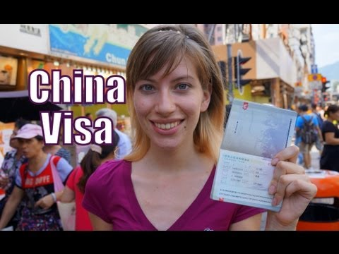 issuance of chinese tourist visa at hongkong