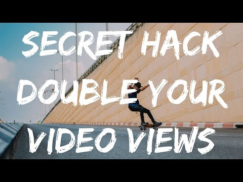 HOW TO GET MORE VIDEO VIEWS 🎉 SECRET 2019 HACK – GUARANTEED