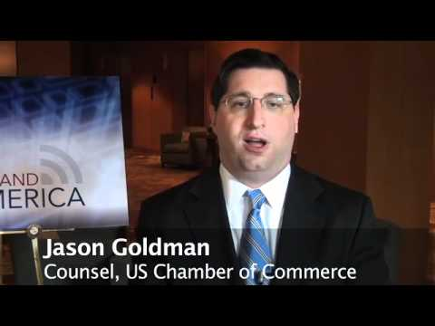 Jason Goldman Telecommunications & E-Commerce Counsel US Chamber of Commerce