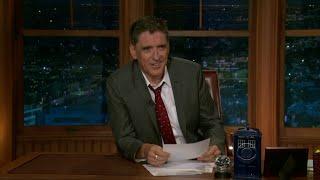 Late Late Show with Craig Ferguson 7/22/2011 John Goodman, Jayma Mays