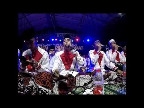 Guz Azmi Feat Lucky Oi Abang Adek Iuga Rindu Versi Sholawat