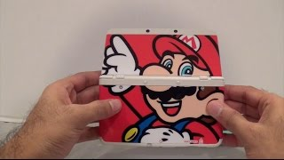 New 3DS: Cover Plates/Charger Stand