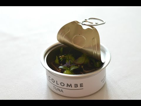 The Story Behind La Colombe's Famous Tinned Tuna Dish