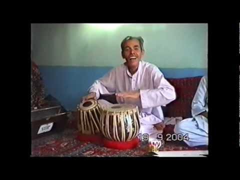 Ahmad zahir and Ustad Nasim live majlisi song .