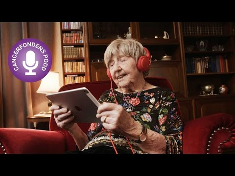 104 year old Dagny teaches us how to enjoy podcasting