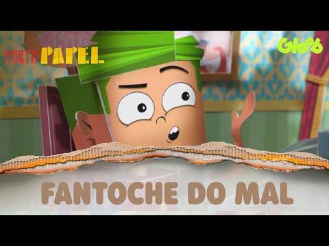 Bobolino, o Fantoche do Mal | Porto Papel | Vídeo Oficial | Gloob