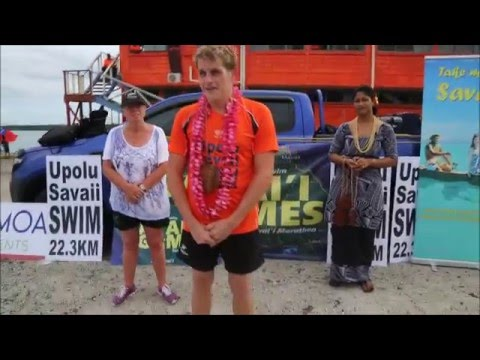 Phillip Ryan - Upolu-Savai