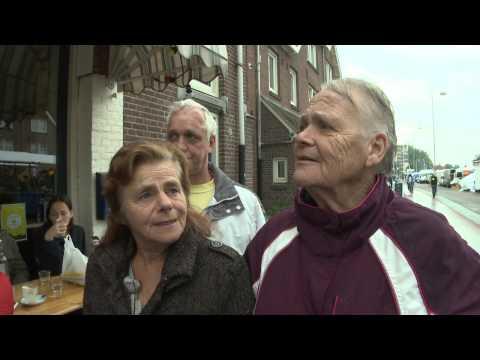 Pekmarkt amsterdam Noord opening 12 0ktober 2014 filmwerk remy vlek