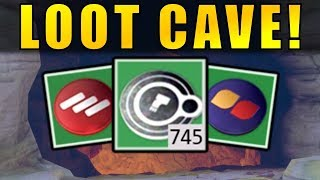 Destiny 2: FACTION LOOT CAVE! | Best Ways to Get Faction Rep!