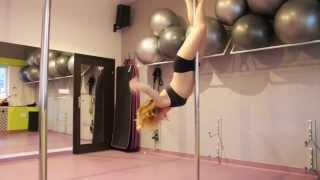 Pole Dance 5 Months Progress