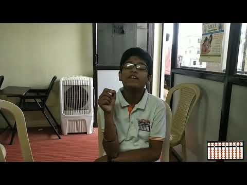 Chanakya Abacus Student Rudra Langde 3
