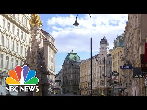 Austria Tests Travelers For Coronavirus At Airports To Prevent Spread   NBC Nightly News