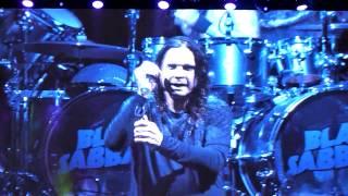 Black Sabbath - Children of the Grave [sound fail] (Olympijskiy Stadium, Moscow, Russia, 01.06.2014)