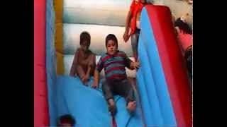 Outdoor Slides Activities For Kids