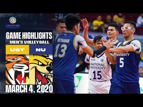 UST Vs. NU - March 4, 2019 | Game Highlights | UAAP 82 MV