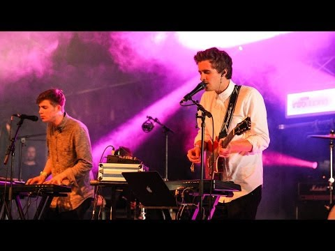 Aquilo - Calling Me at Glastonbury 2014