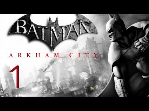 Прохождение Batman Arkham Origins Летопись Аркхема Часть 1 Чёрная Маска Босс Крок Убийца