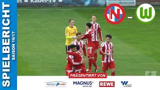 FC Eintracht Norderstedt - VfL Wolfsburg II (Regionalliga Nord) - Spielbericht