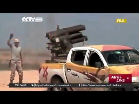 "Nigerian president warns of Libya ""time bomb"""