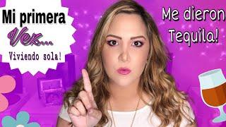 MI PRIMERA VEZ...VIVIENDO SOLA! | STORY TIME