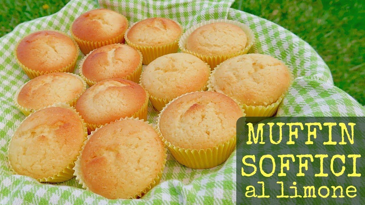 Muffin soffici al limone ricetta facile fatto in casa da for Fatto in casa da benedetta 2