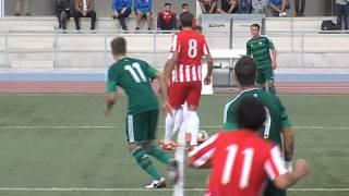 Almería B 0 - Betis B 1 (07-05-16)