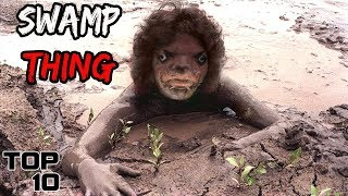 Top 10 Scary Creatures Found In Swamps