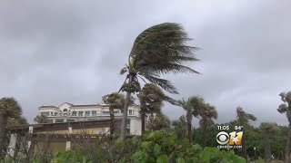 Tropical Storm Alberto Maintains Strength As It Approaches Gulf Coast