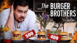 Бургеры от The Burger Brothers   Вайфай для хипстеров