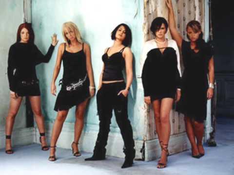 Girls Aloud - All I Need (All I Don't) (With lyrics)