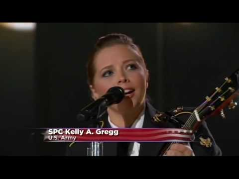 Kelly Gregg - If I Die Young with The Band Perry
