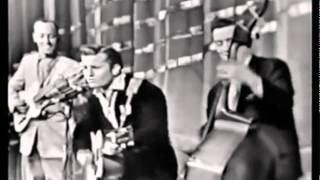 Johnny Burnette Trio-Train Kept A Rollin