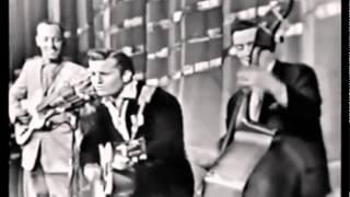 Johnny Burnette Trio-Train Kept A Rollin